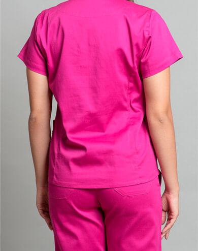 conjunto-pijama-cirurgico-feminino-sarja-pink-detalhes