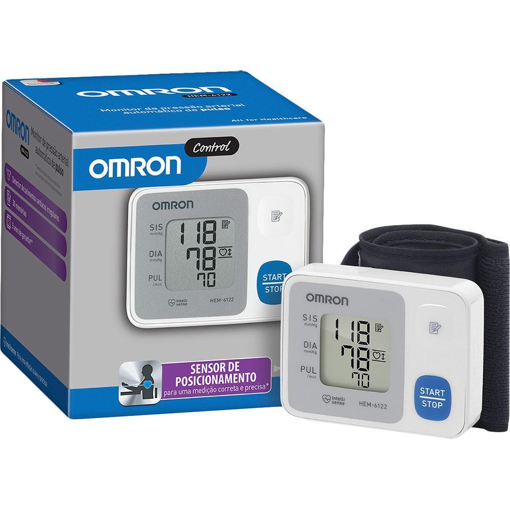 78d842593 Aparelho de Pressão de Pulso Automático HEM 6122 Omron.  https---s3-sa-east-1.amazonaws.com-