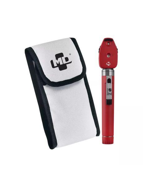 Oftalmoscopio-MD-Omni-3000-Led-Vermelho-Com-Estojo