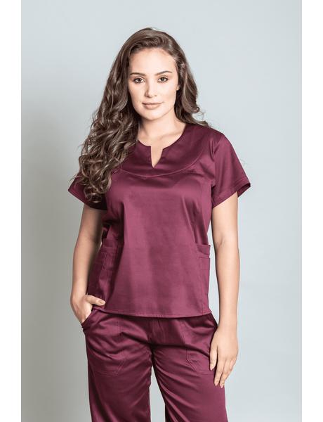 conjunto-pijama-cirurgico-feminino-sarja-vinho-1