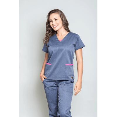 conjunto-pijama-cirurgico-feminino-mix-jeans-escuro-com-vies-rosa-1