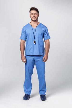 conjunto-pijama-cirurgico-masculino-brim-leve-azul-1