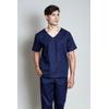 conjunto-pijama-cirurgico-masculino-brim-leve-azul-marinho-2