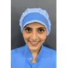touca-cirurgica-feminina-tricoline-azul-xadrez-1
